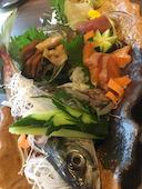 個室和食バル 宮本 日本橋八重洲店のオススメ海鮮刺身料理 五点盛の写真