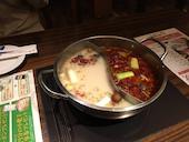 小肥羊 札幌店の中鍋(白湯と麻辣)(2~4名様)の写真