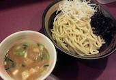 麺藤田のつけ麺の写真