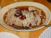 遼順茶楼 東口店の鶏肉の唐辛子炒めの写真