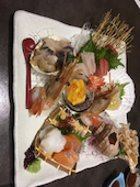 函館魚まさ 札幌すすきの店のラーメンサラダ/寄せ豆腐サラダの写真