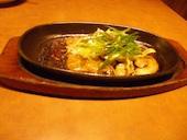 四季菜々 新浦安店の豚ロースのねぎわさび焼きの写真