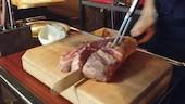 肉&ワイン普段着酒場 GRILL 名古屋 名駅のKING OFサーロインの写真