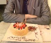 神戸牛 吉祥吉 三宮磯上店の■自家製デザート or ホールケーキ ━━アニバーサリー&セゾンコースにて━━の写真