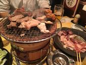 ホルモン食堂 東札幌店のトリカルビ/トリモモ/トリ皮/やげん/手羽カルビの写真