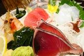 北の家族 仙台国分町店の旬の刺身6種盛合せ ※ご人数に合わせて承ります。の写真