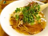 麺屋Hulu-luの醤油SOBAの写真