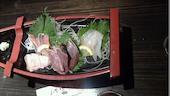 炭火焼と海鮮、手づくり豆富 まいど! 札幌駅前通り店の鮮度に拘っており毎日色々な魚介が入荷します。別メニューにてご用意しております。の写真