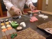 千薫庵のコース料理の写真
