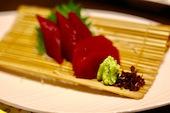 函館魚まさ 札幌すすきの店の刺身の写真