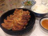 博多祇園鉄なべの焼餃子の写真