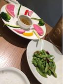 ルームラックス カフェ roomlax Cafe 鎌倉の抹茶のフレンチトーストの写真
