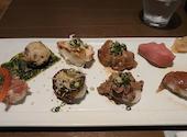 肉焼 ベンジャミン 博多 駅から三百歩横丁店のおすすめレポート画像1
