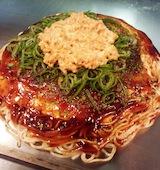 お好み焼きダイニング 川崎の肉玉/肉玉そば・うどんの写真