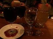 餃子のロッキーのふっくら白パン(4つ)/ガーリックトースト/ゴルゴンゾーラバケット1/4の写真