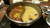 小肥羊 札幌店の小鍋(白湯/麻辣)(1~2名様)の写真