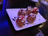 個室焼鳥バル 鳥物語 新宿東口店のパンケーキの写真