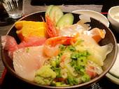 いろはにほへと 新潟駅前店の豪快海鮮丼の写真