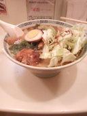 桂花ラーメン 新宿東口駅前店の桂花キャベツ盛りラーメンの写真