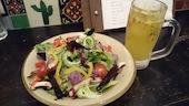 バル amoの島野菜サラダの写真