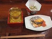 和食屋 きくおのお造り盛り合わせの写真