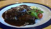 ボスグリル Boss grillのシェフおすすめ♪ フォアグラとステーキの重ね焼きの写真