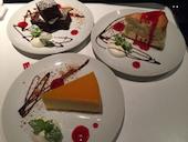 エースカフェ Ace cafeのニューヨークチーズケーキの写真