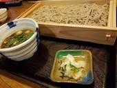 日本そばと天ぷら 草介のかしわ板の写真