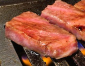 肉屋の台所 新宿店の和牛上カルビの写真