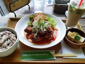 ナッツ カフェ トリップ NUTS CAFE tripのブレンドコーヒー/カフェラテ/キャラメルラテ/カフェモカの写真