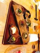 さかなとお酒 うぉんたなの酒肴盛り合わせ7種の写真