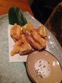 シュシュ Chou Chou In Wonder Land Kitchen 神戸市中央区のさつま芋とクリームチーズの包み揚げの写真
