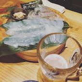 寅八商店 難波店の【高知県直送】鰹の藁焼き お造り・酒盗なめろうの写真