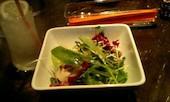ダイニング&カフェ橙のサラダ(生野菜)の写真