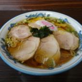 そばの店 ひらまのチャーシュー麺の写真