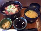 大戸屋 仙台一番町店のステーキ丼の写真