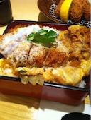 大戸屋 仙台一番町店のかつ重の写真