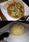 """ユニバーサルダイニング UNIVERSAL DINING 宇都宮店のエビとマッシュルームの""""和""""ヒージョの写真"""