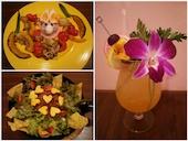 dolloom ドールームのうさぎのグリル野菜サラダの写真