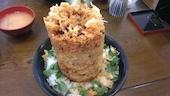 魚河岸 丸天 富士店の海鮮かき揚げ丼の写真