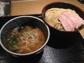 麺屋 一燈の濃厚魚介つけ麺の写真