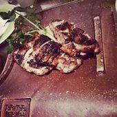 Tefu Tefu テフ テフ 恵比寿店の大山鶏の瓦グリル(150g)の写真