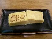 元祖ぶっちぎり寿司 魚心 三宮店の玉子の写真
