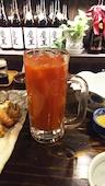 北海料理 古艪帆来 コロポックルの酎トマトジュースの写真