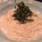 和食・洋食キッチン さくらの明太子クリームパスタの写真