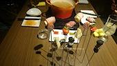 タパシャブ ベーネ Tapa-shabu BeNe NU茶屋町の【ランチ専用コース】タパシャブを優雅に味わうコース★ランチならではの特別価格!の写真