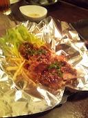 お好み焼き ばんちょうの(おすすめ肉料理)なんソキの写真