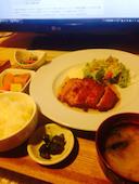 コミックバスター 小倉京町店のチキン南蛮定食の写真