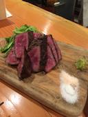 ビーフマン Beef Man 天神西通り店のビーフマンステーキの写真