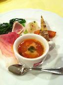イル グラーノ 富山の今夜の前菜五品盛り合わせの写真